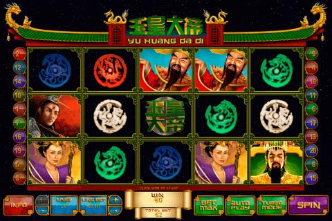 jade emperor playtech slot