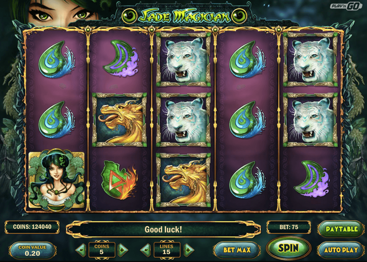 jade magician playn go slot