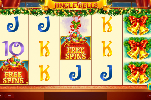 jingle bells red tiger slot