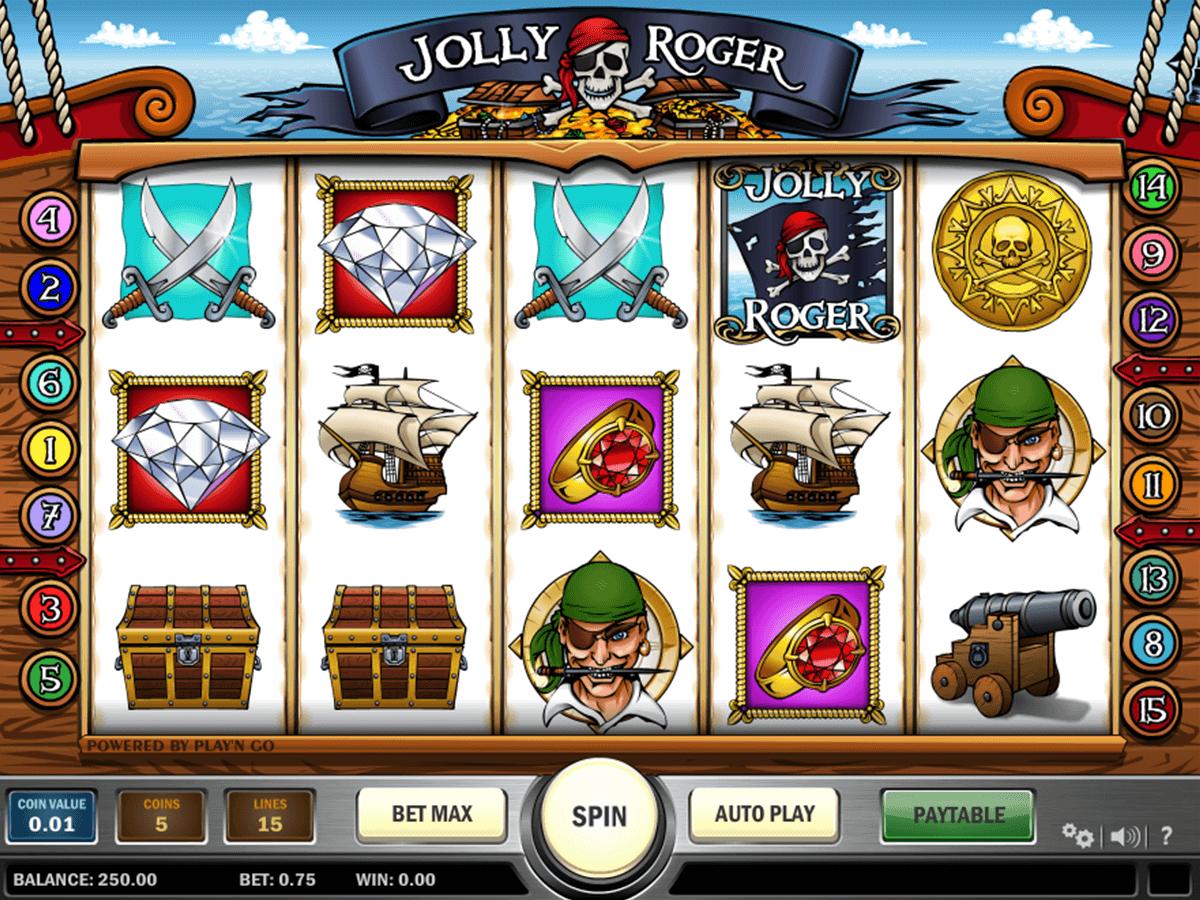jolly roger playn go slot