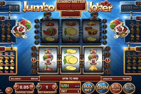 jumbo joker betsoft slot