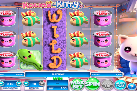 kawaii kitty betsoft slot