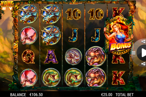 king kong fury netgen gaming slot