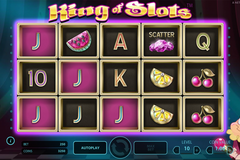 king of slots netent slot