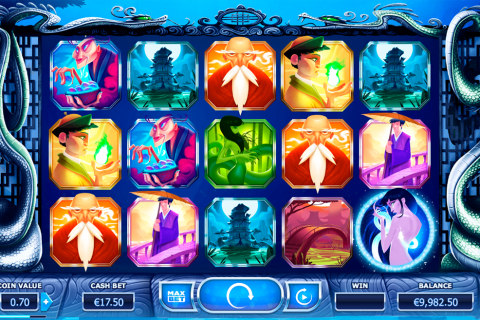 legend of the white snake lady yggdrasil slot