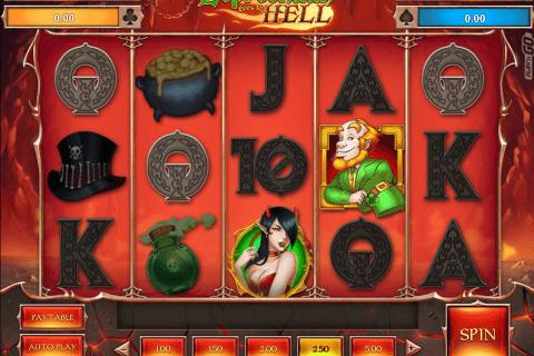 leprechaun goes to hell playn go slot