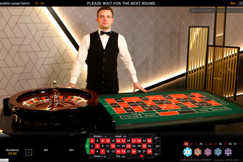 live french roulette playtech online