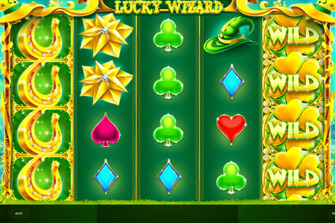 lucky wizard red tiger slot