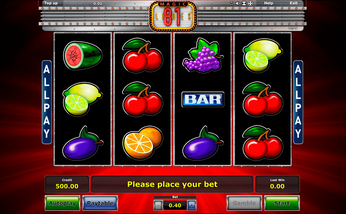 Spiele Money Magic - Video Slots Online