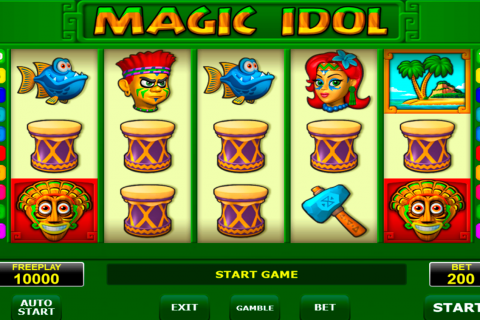 magic idol amatic slot