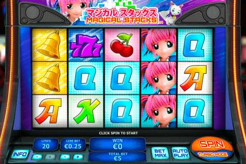 magical stacks playtech slot