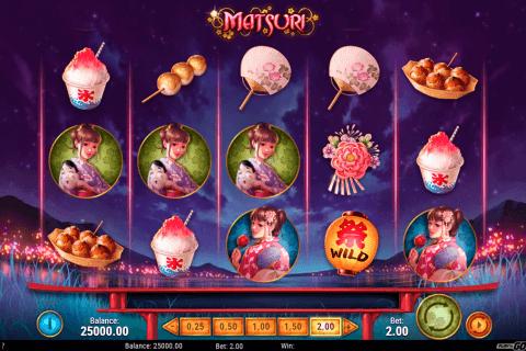 matsuri playn go slot
