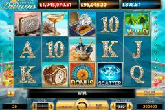mega fortune dreams netent slot