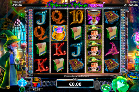 merlins magic respins netgen gaming slot