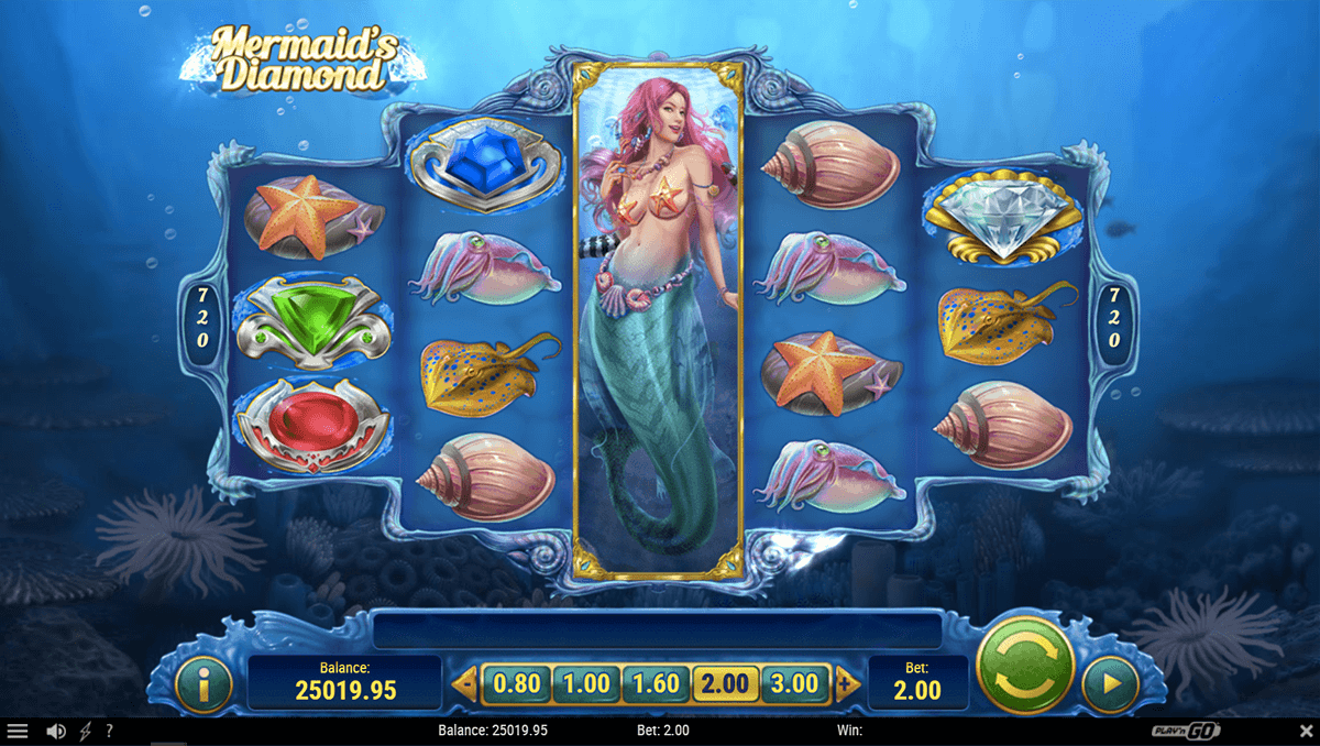 mermaids diamond playn go slot