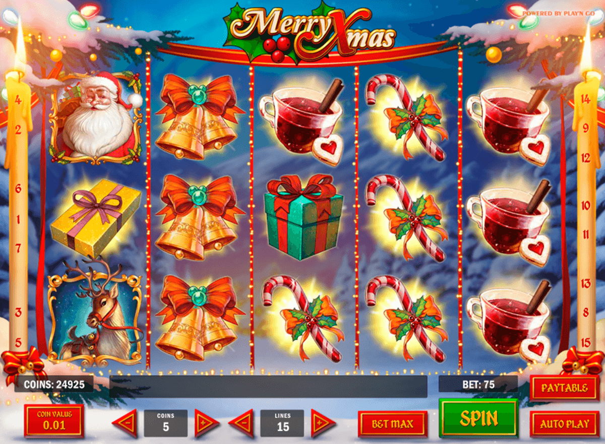 merry xmas playn go slot