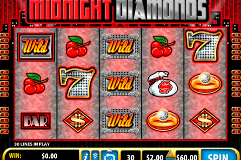 midnight diamonds bally slot