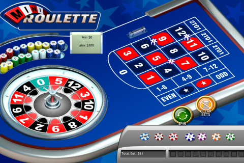 mini roulette online game playtech online