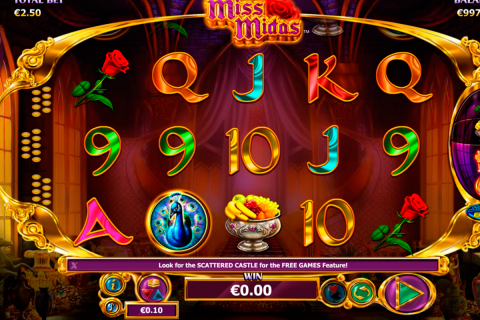 miss midas netgen gaming slot