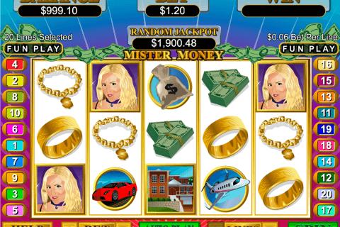 mister money rtg slot