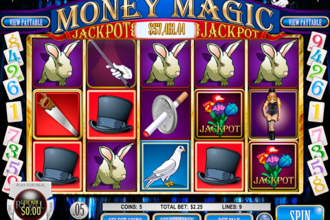 money magic rival slot