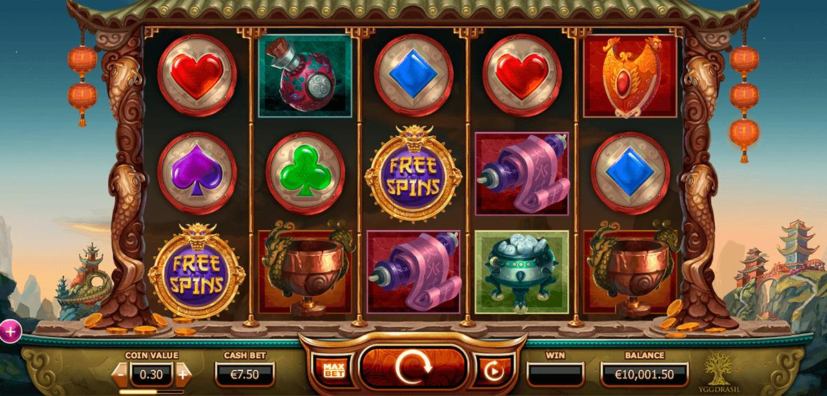 Monkey King Online Slot SA - Play Free Yggdrasil Slots For Fun