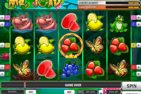 mr toad playn go slot