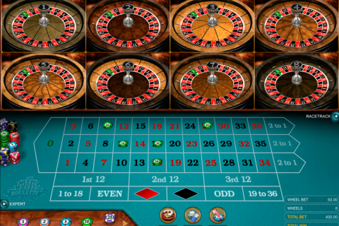 multiwheel european roulette gold series microgaming online