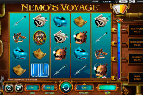 nemos voyage wms slot