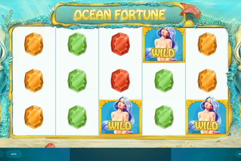 ocean fortune red tiger slot