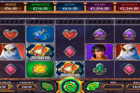 ozwins jackpots yggdrasil slot