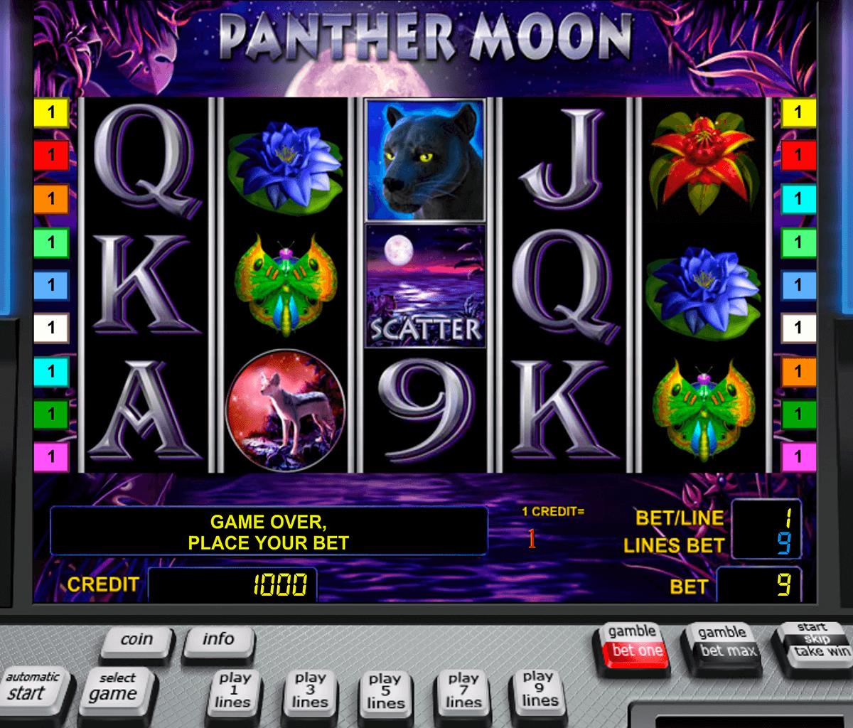 Casino novomatic slots free