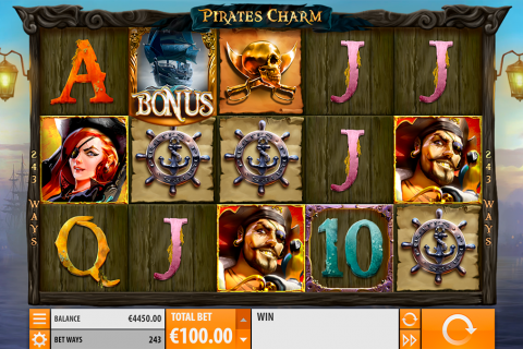 pirates charm quickspin slot