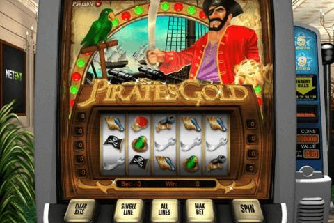 pirates gold netent slot