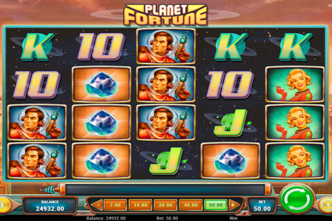 planet fortune playn go slot