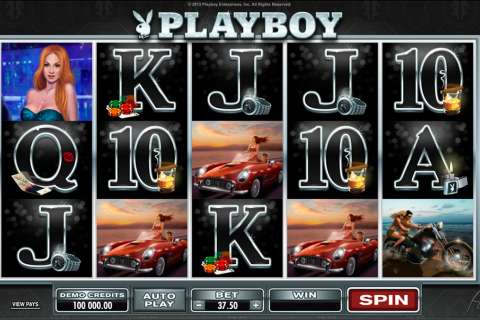 playboy microgaming slot