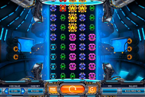 power plant yggdrasil slot