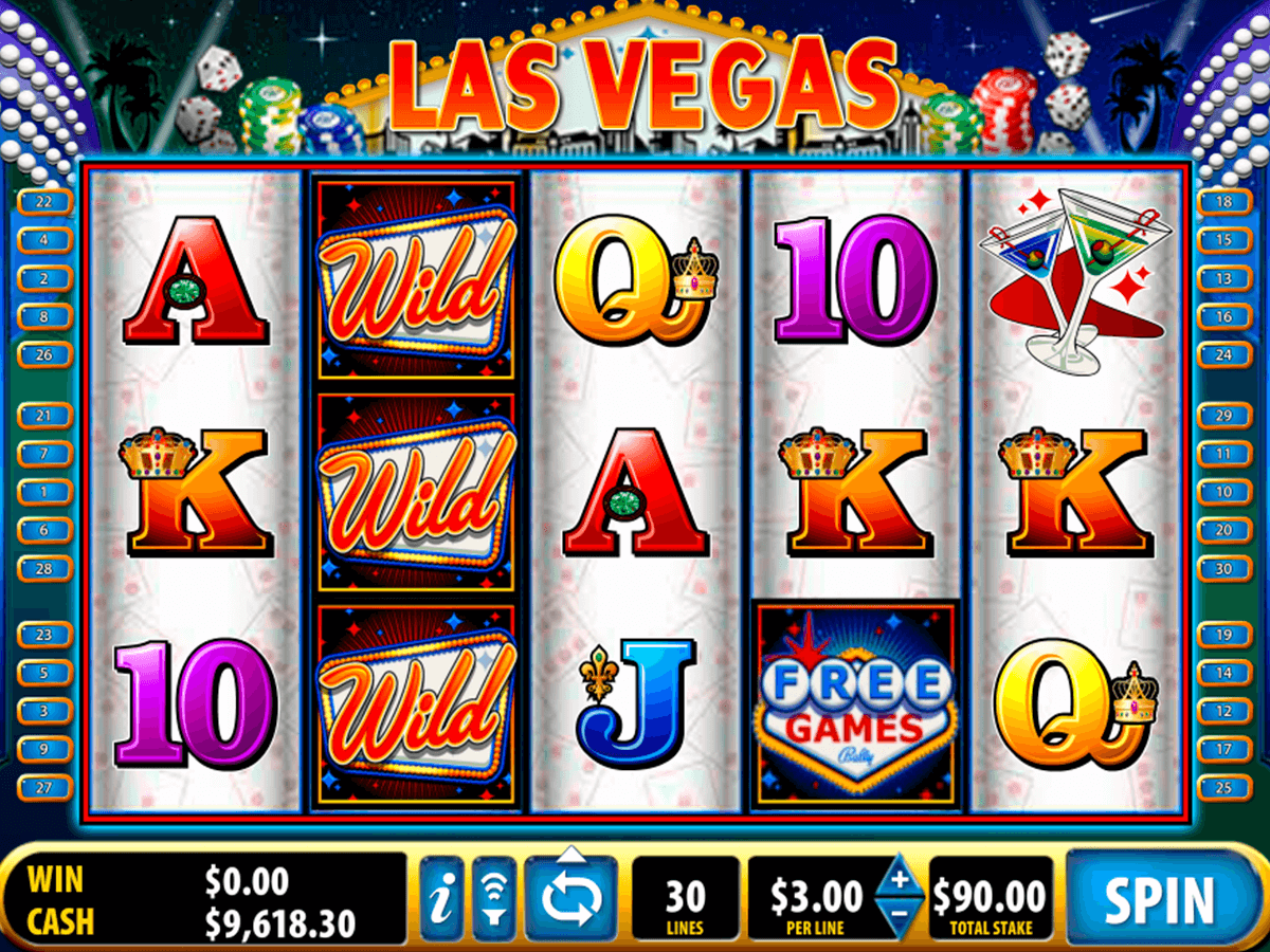 quick hit las vegas bally slot