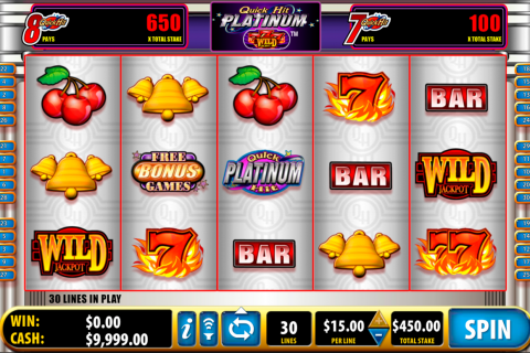 quick hit platinum bally slot