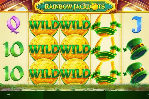 rainbow jackpots red tiger slot