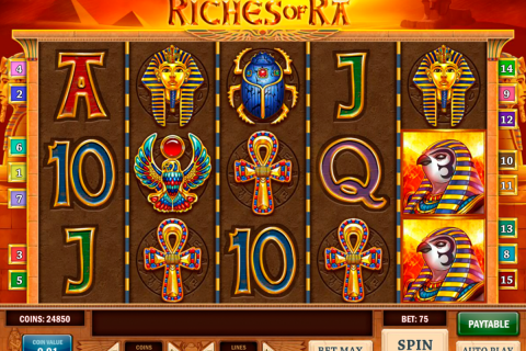 riches of ra playn go slot