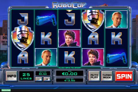 robocop playtech slot