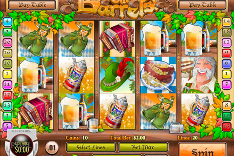 roll out the barrels rival slot