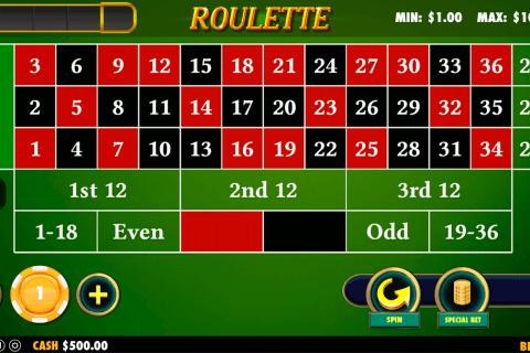 roulette pragmatic online