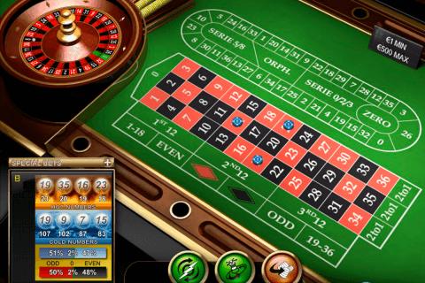 roulette pro netent online