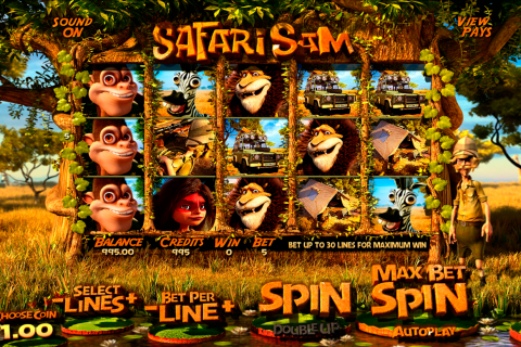 safari sam betsoft slot