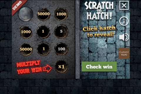 scratch the hatch netgen