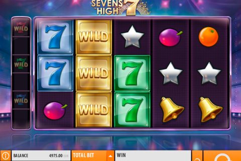 sevens high quickspin slot