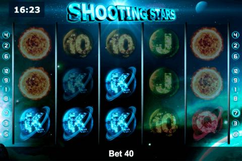 shooting stars novomatic slot