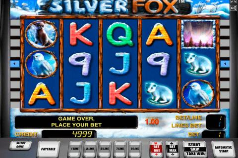 silver fo novomatic slot